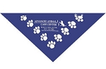 Imprinted Pet Bandana 22
